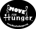Move For Hunger Logo.