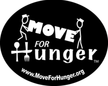 Moving For Hunger Logo.
